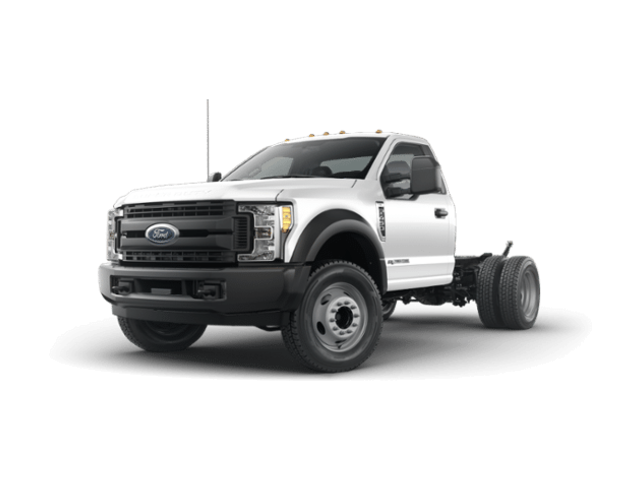2018 Ford F450 F-450 XL Commercial-truck